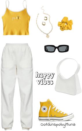 Comfy yet stylish 🌻
