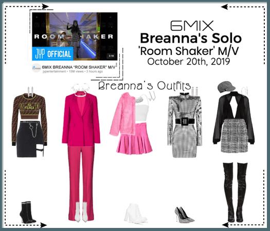 《6mix》'Room Shaker' M/V - Breanna's Solo