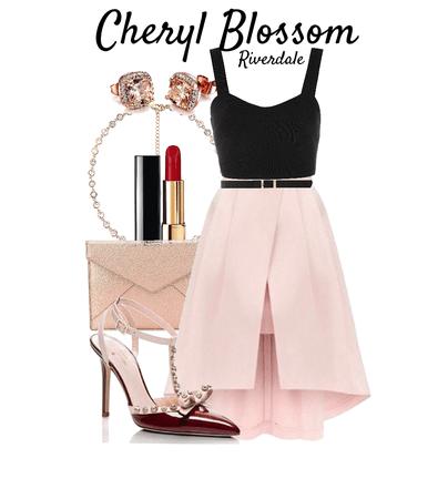 Riverdale Cheryl Blossom