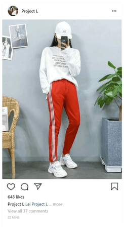 [STYLE] Lei Instagram Update