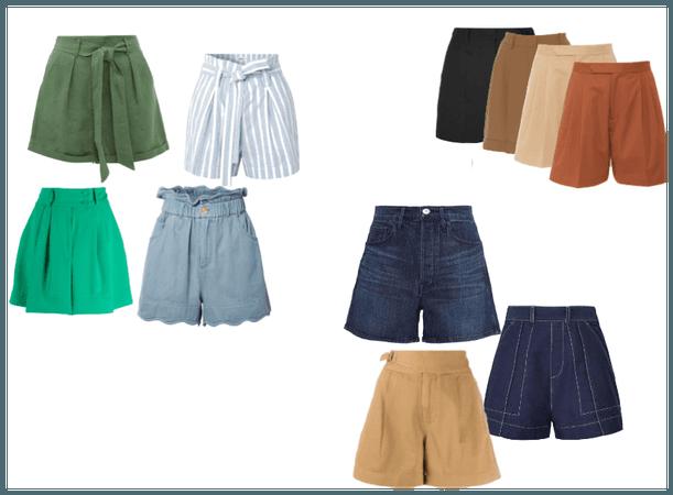 shorts gabi