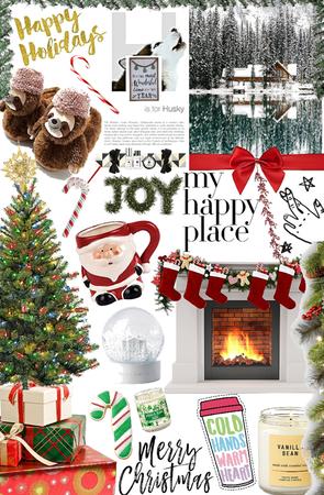 home for Christmas 🎄