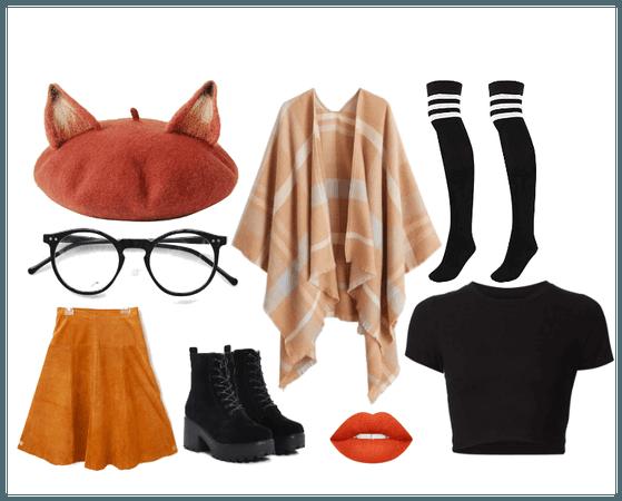 Fall in Orange