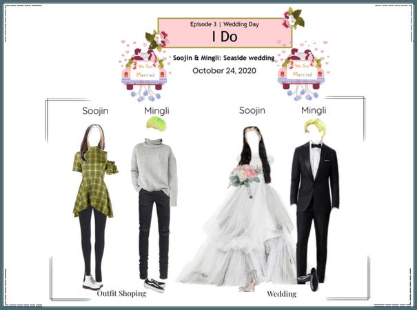 Crushes [Soojin] & Shadow [Mingli] We Got Married