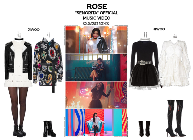 "{RoSE} ""Senorita"" Official Music Video"