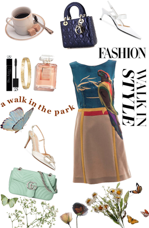 Walk in Style