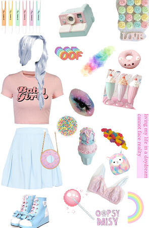 Pastel Themed-Outfit