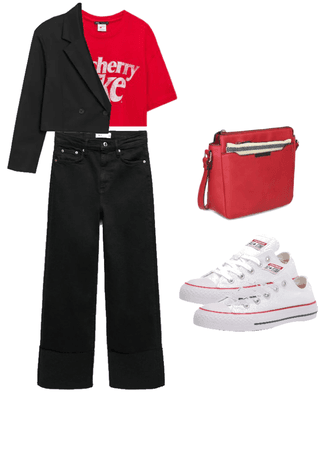 bold - casual ootd