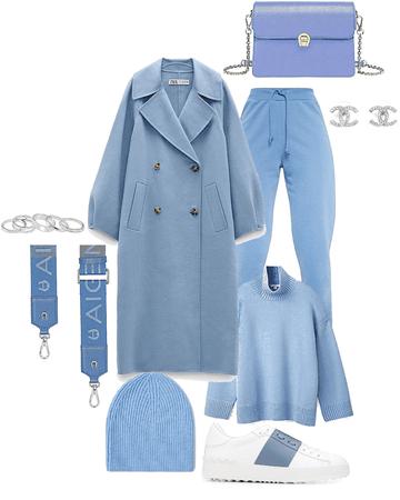 Baby blue love
