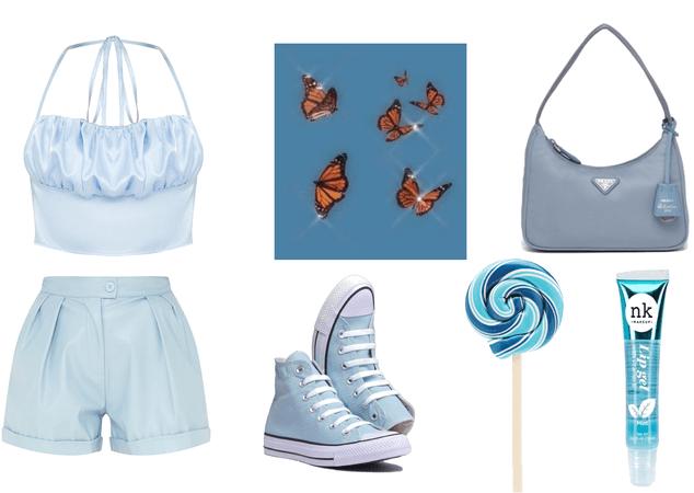 blue lagoon 💙🐋🦕🦋
