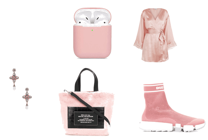 wear yo pink