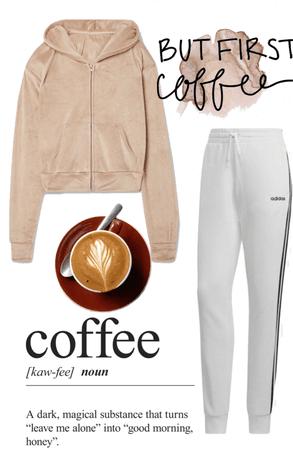 Coffee Run!