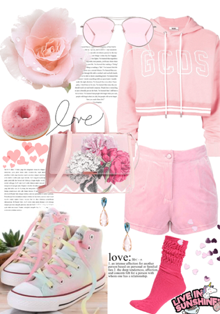 Pink and Pink