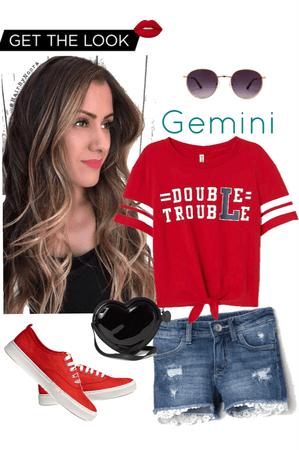 everyday Gemini street wear