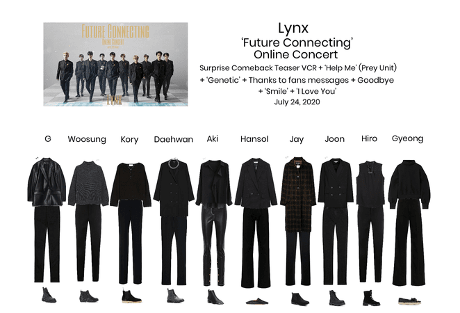 Lynx// Future Connecting Online Concert