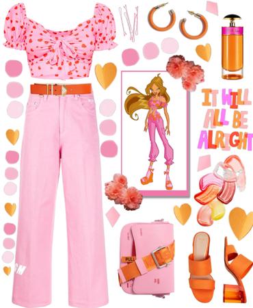 Think pretty. Think pink.