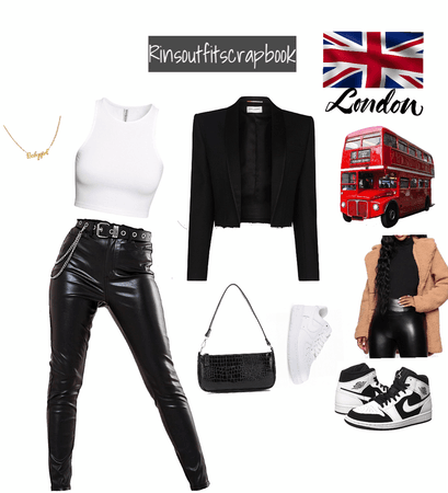 what I'd wear if I went to England 🏴