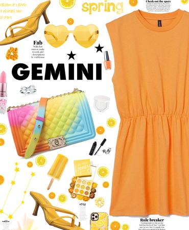 Gemini style 💛🧡