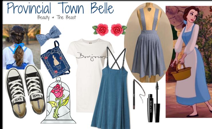 Provincial Town Belle Disneybound