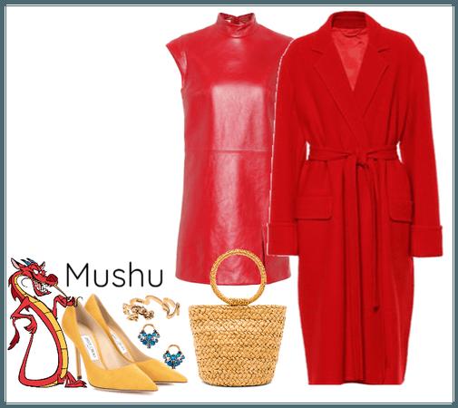 Mushu (Mulan)