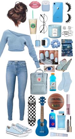 Blue Baby 😇🦋🐋🧊🥏💎