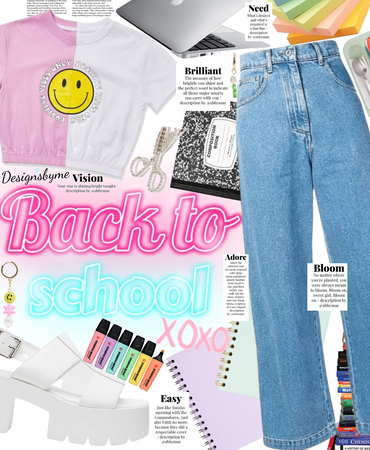 back to school style