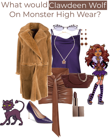 Monster high fit