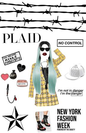 Plaid Punk 💀