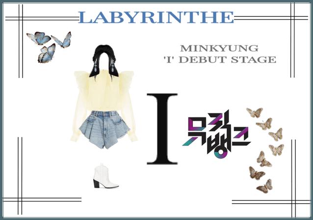 LABYRINTHE minkyung I debut stage