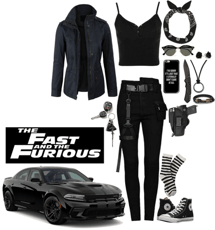 The Fast and the Furious Oc