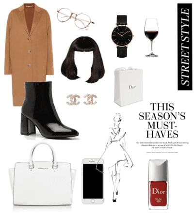 Walk, walk, fashion baby.