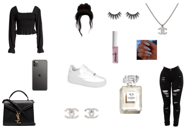 fancy outfit xx