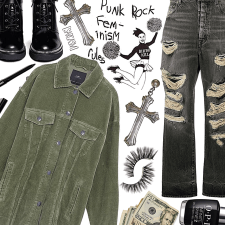 FALL 2020: Ripped Jeans Style