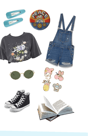 Lilia Buckingham style outfit