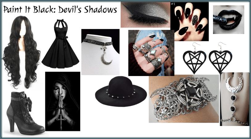 Paint It Black: Devil's Shadows