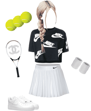 outfit sport tenis