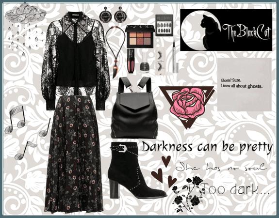 Pretty Dark Night