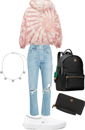 lazy teen outfit