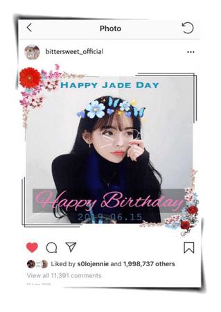 BSW Official Instagram Update: Jade's Birthday