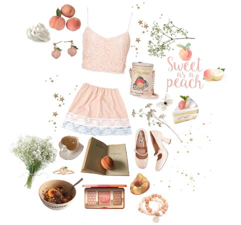 sweet peach 🍑