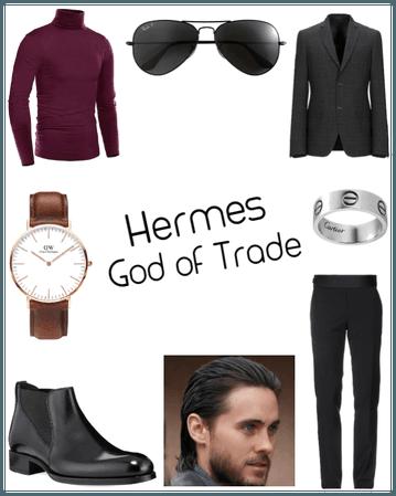 Hermes god of trade