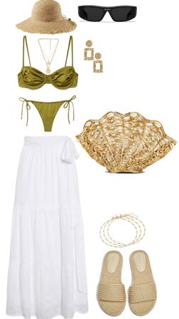 beach vibe tulum style