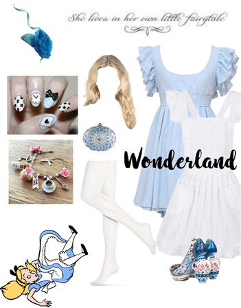 Updated Alice