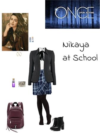 OUAT: Nikaya at School