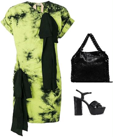 Outfit vestido batik