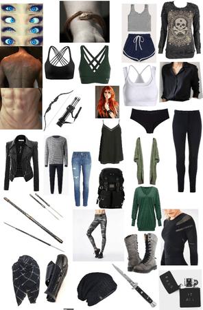 R.E.Village: OC Outfit