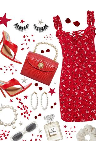 Summer Red!
