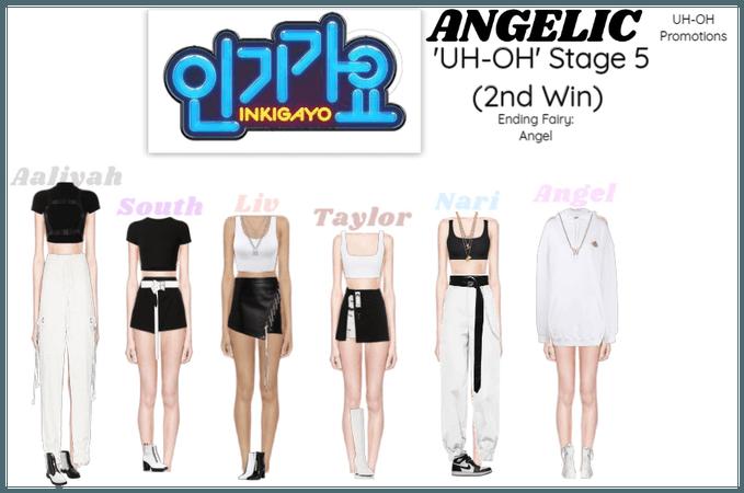 천사의 (Angelic) On Inkigayo