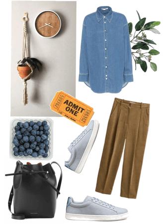 minimalist uniform