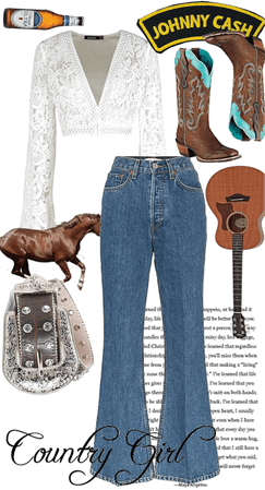 country glam